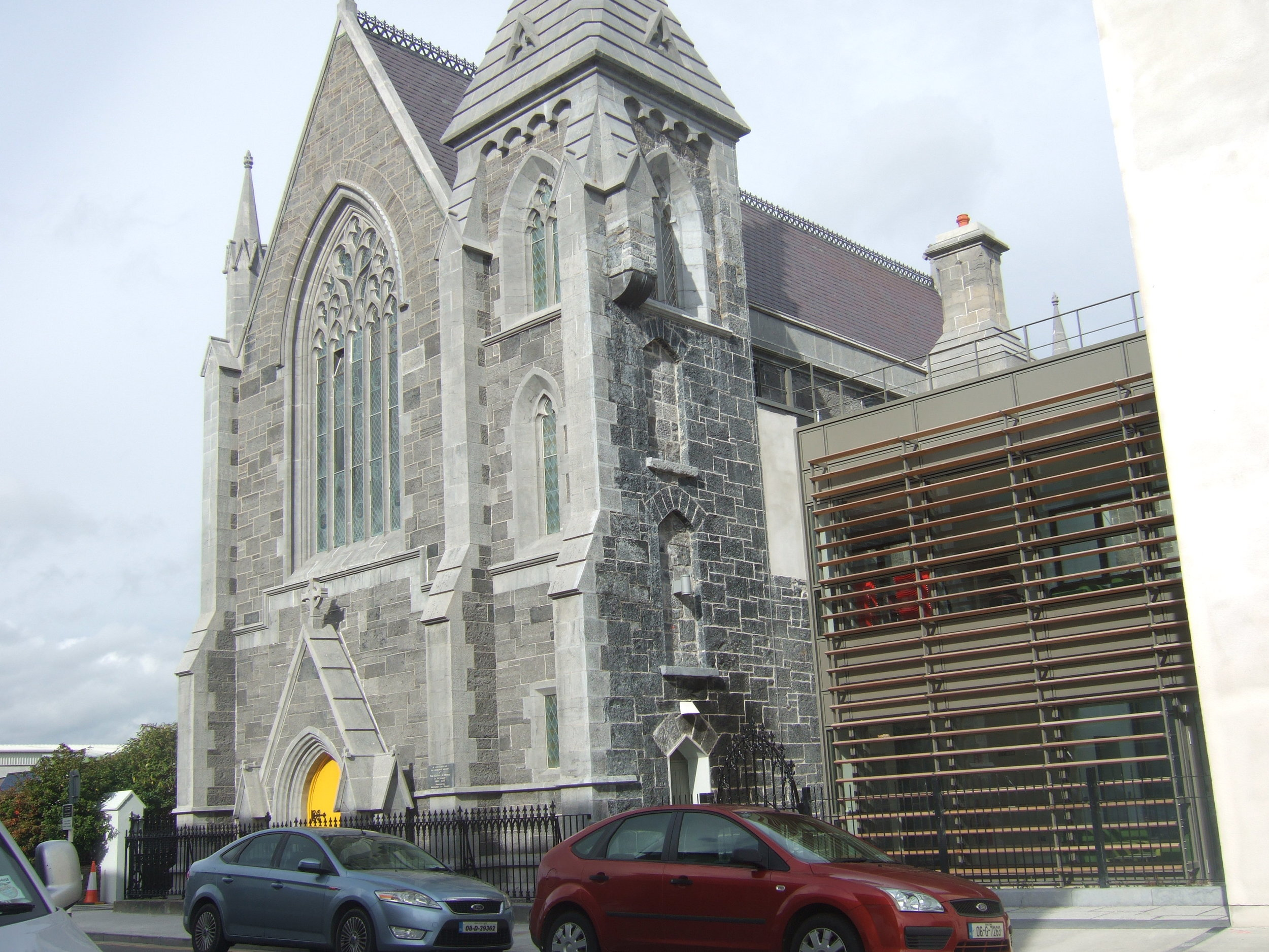 Ballinasloe Library - Architecture at the Edge Festival 2017 Galway & Mayo