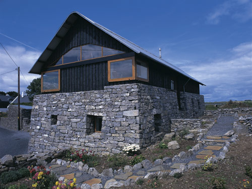 Killeeneran House -  Architecture at the Edge Festival 2017 Galway & Mayo