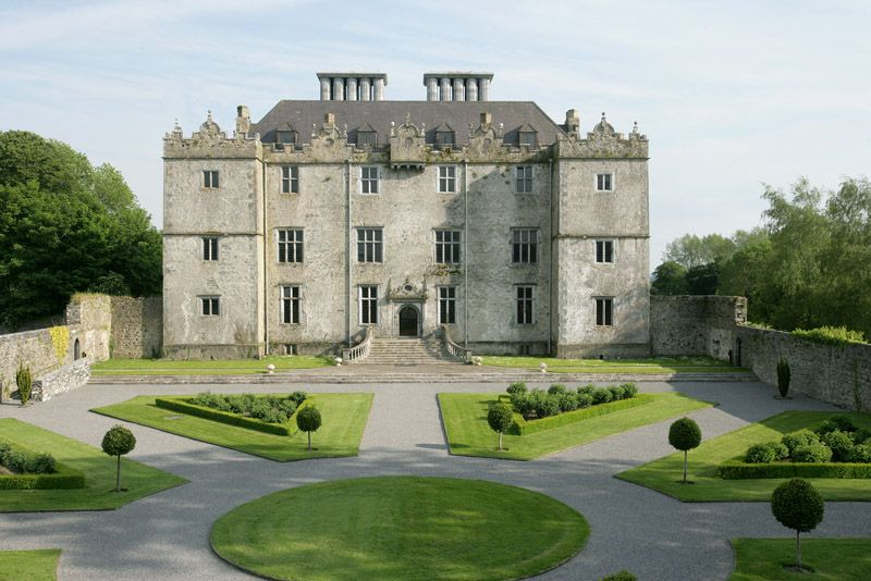 Portumna Castle -  Architecture at the Edge Festival 2017 Galway & Mayo