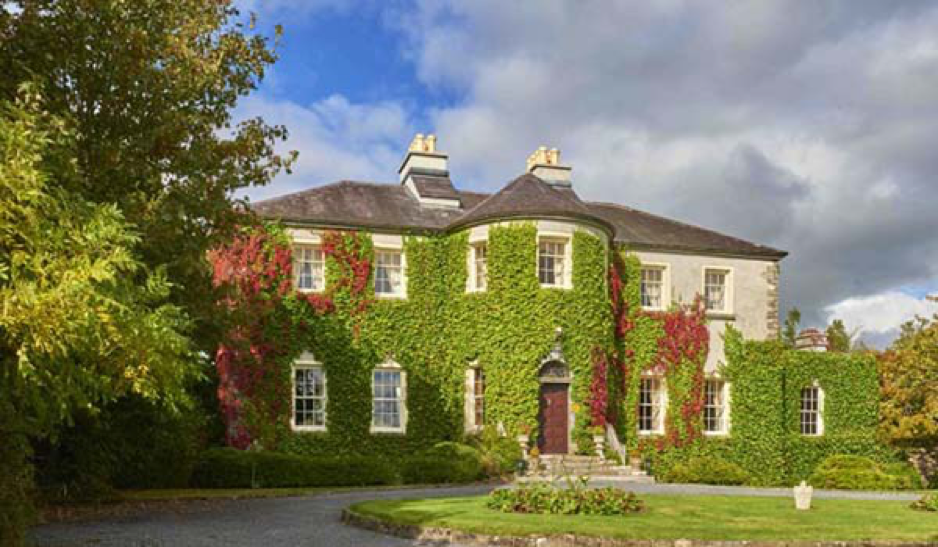 Lisdonagh House -  Architecture at the Edge Festival 2017 Galway & Mayo