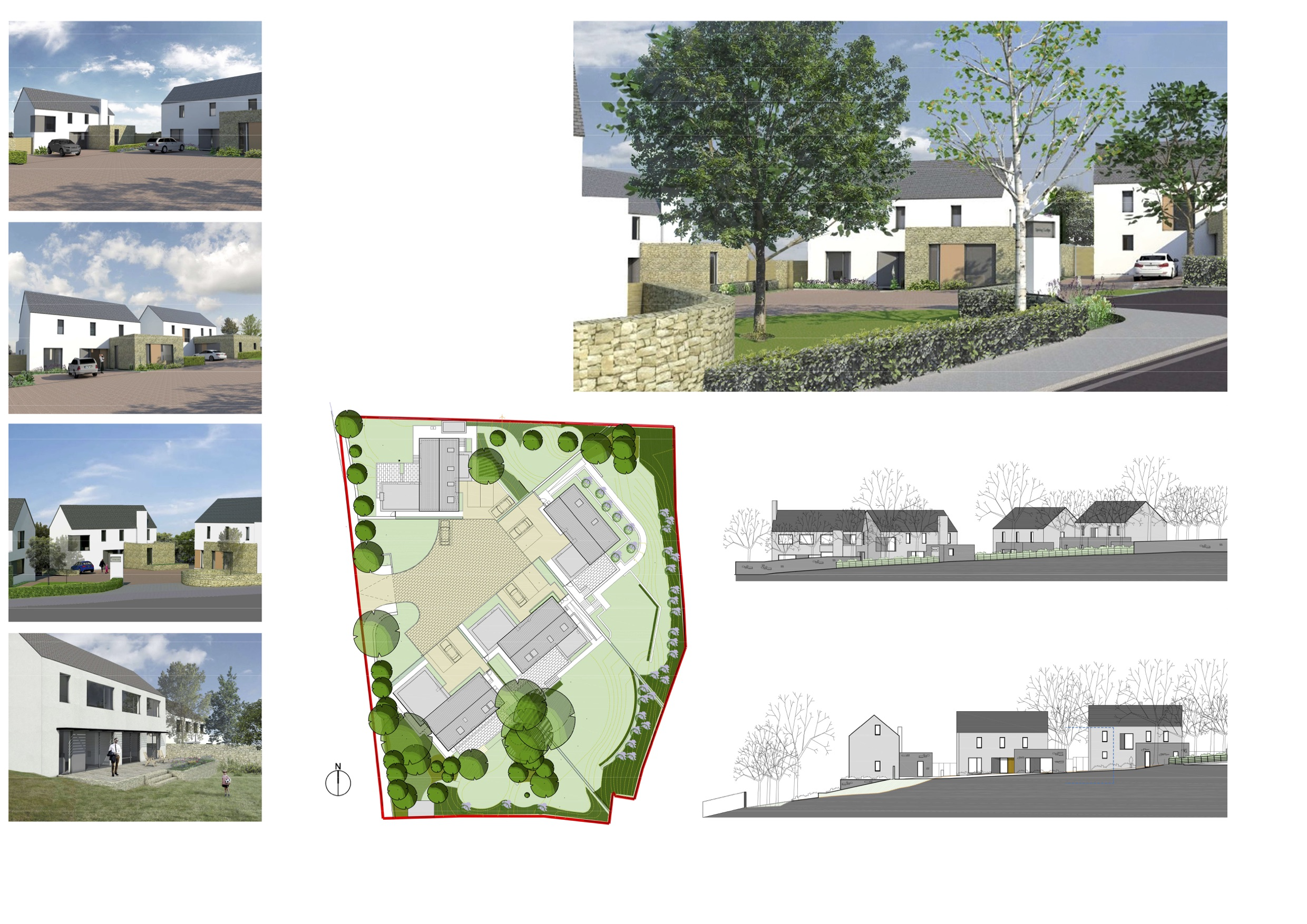 RIAI Housing Exhibition - Architecture at the Edge Festival Galway & Mayo