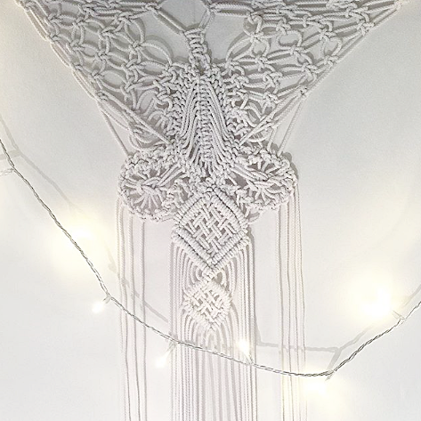 Knotted Angel Wings