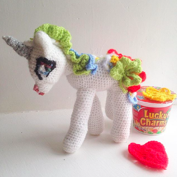 Lucky Charm Unicorn