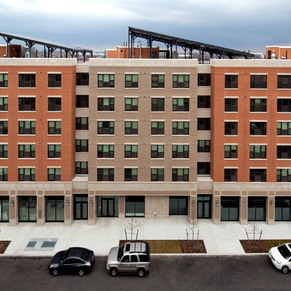 Gateway Elton Street (Phase I), Spring Creek, Brooklyn   197 Units  Completed in 2013