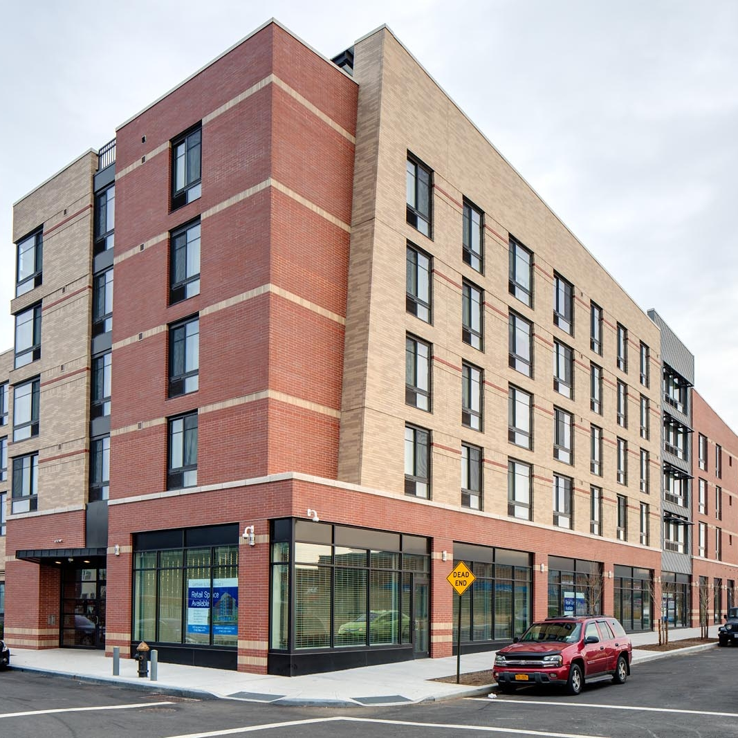 Gateway Elton Street (Phase II), Spring Creek, Brooklyn   174 Units  Completed in 2015