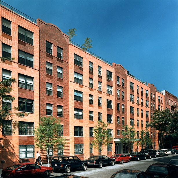 Hudson East, East Village, New York   86 Units  Completed in 1997