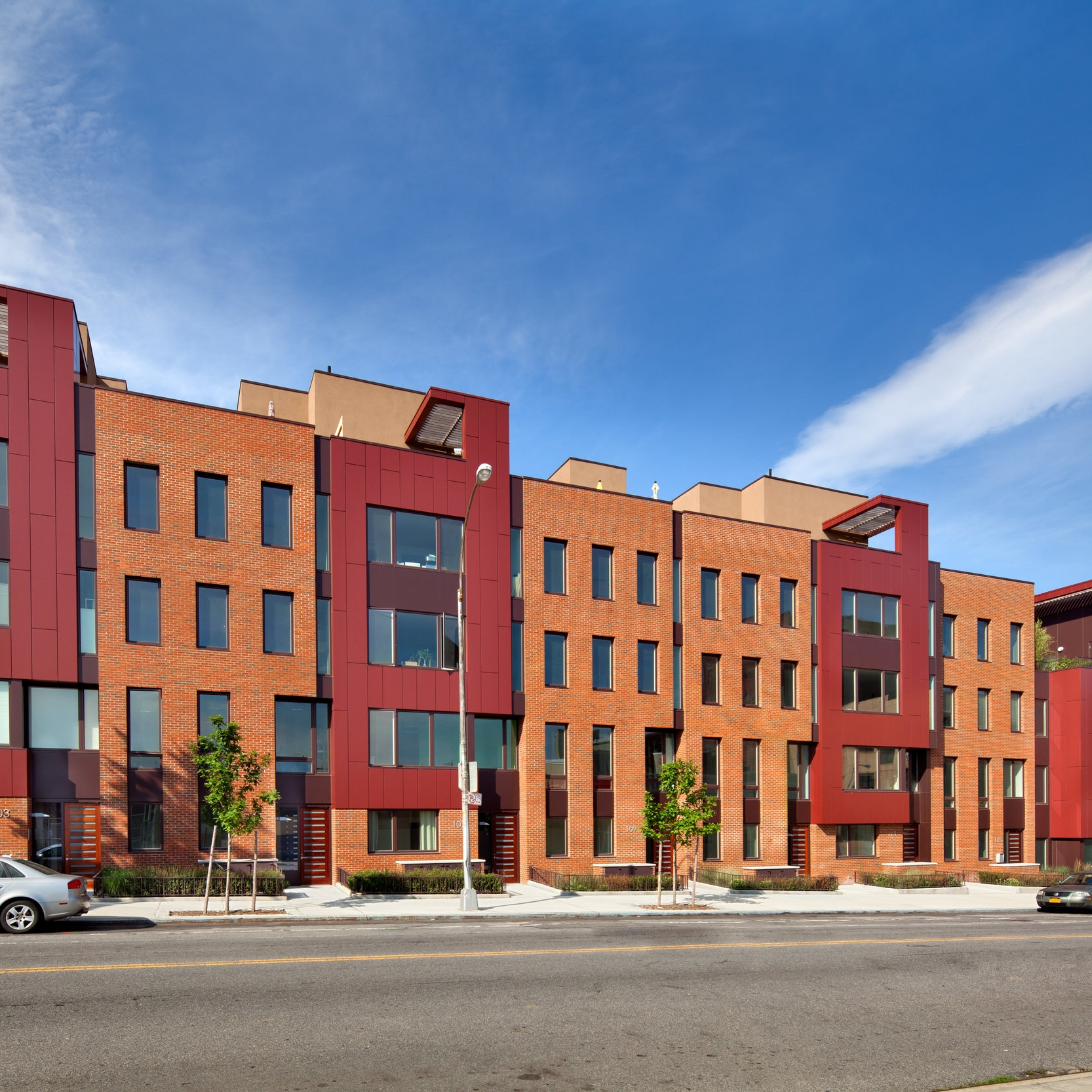 Third + Bond, Carroll Gardens, Brooklyn   44 Units  Completed in 2011