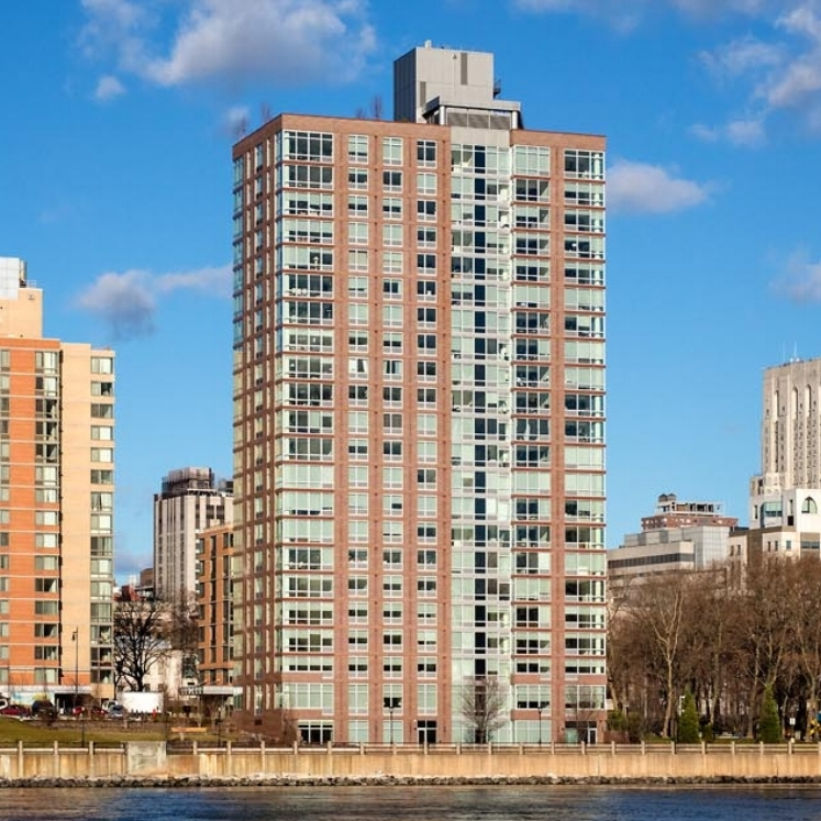 Riverwalk on Roosevelt Island, Building 7   266 Units  Completed in 2015