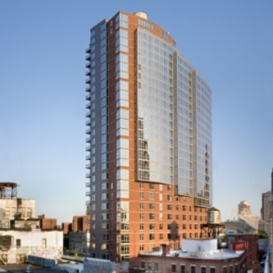 J Condominium, Dumbo, Brooklyn   267 Units + 5 Retail Spaces + 2 Garages  Completed in 2007