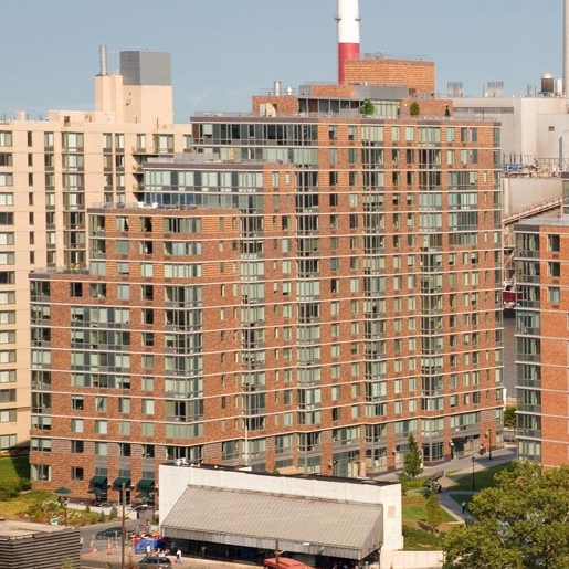 Riverwalk on Roosevelt Island, Building 3   218 Units  Completed in 2006
