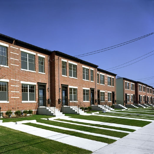 Bayview Homes, Far Rockaway, Queens   46 Single-Family Homes  Completed in 2003