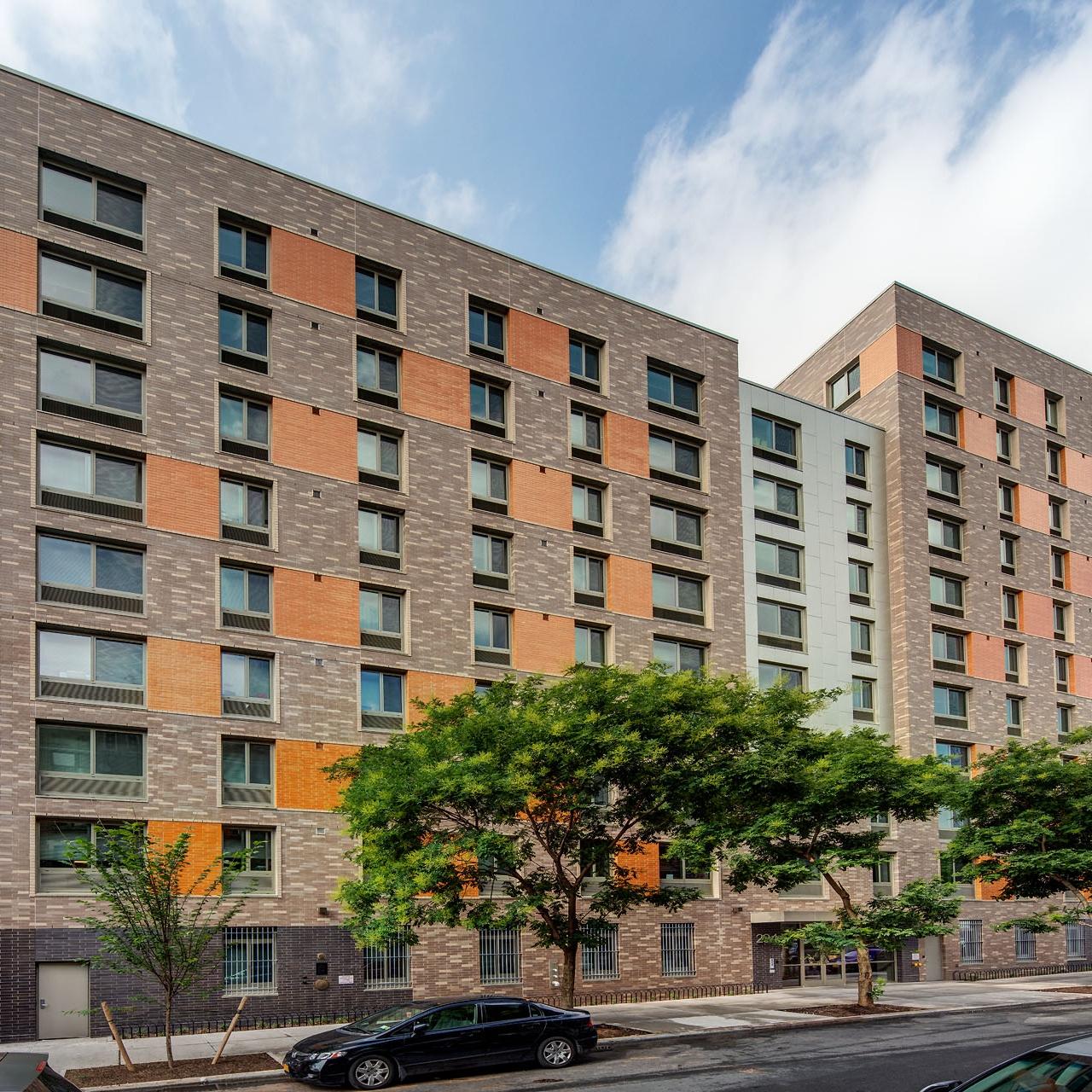 East 162nd Street Court -