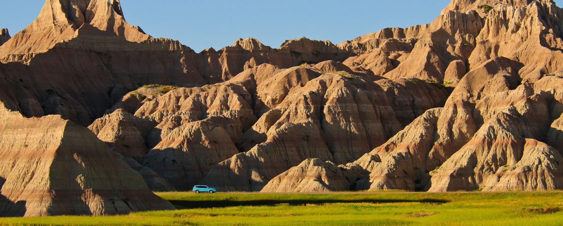 Scenic Loop Road ~ Badlands National Park, South Dakota