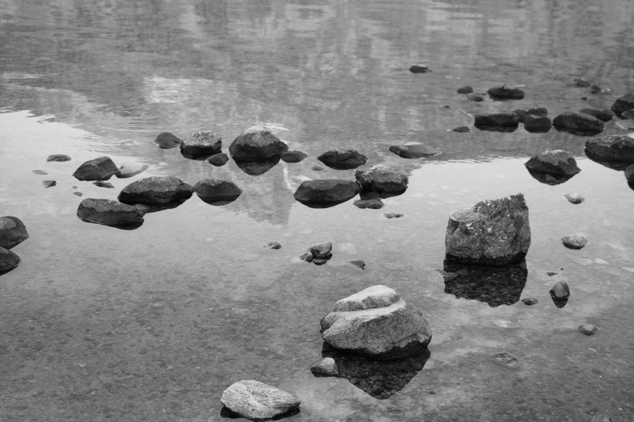 Water and Stone - Grand Teton