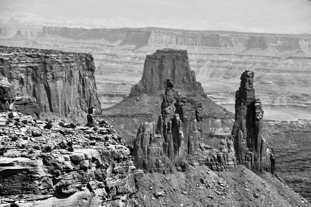 Soaring Buttes - Canyonlands