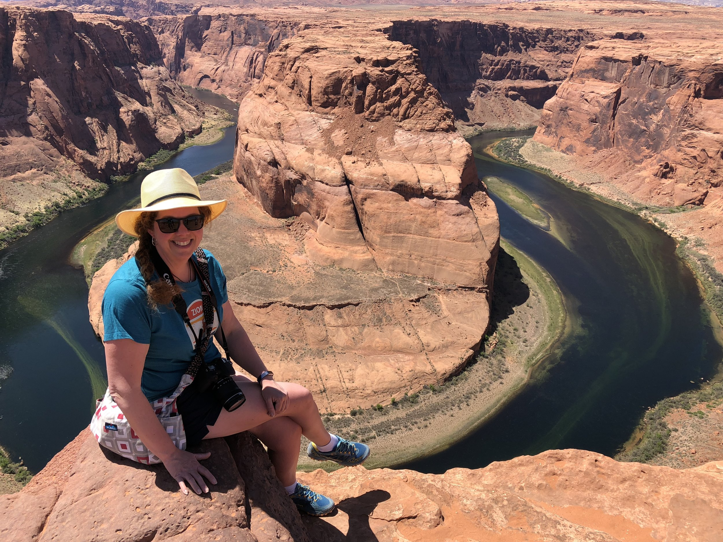 Horseshoe Bend - Glen Canyon