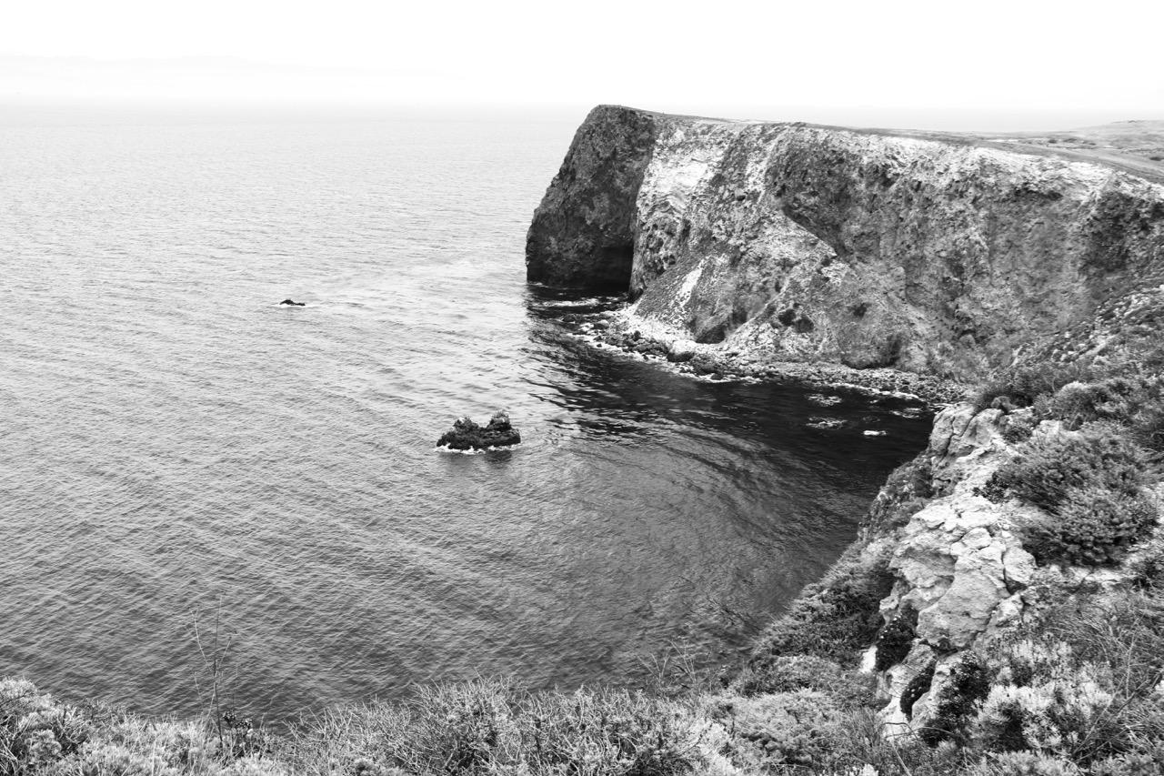 Shadow Cove - Santa Cruz Island, Channel Islands National Park