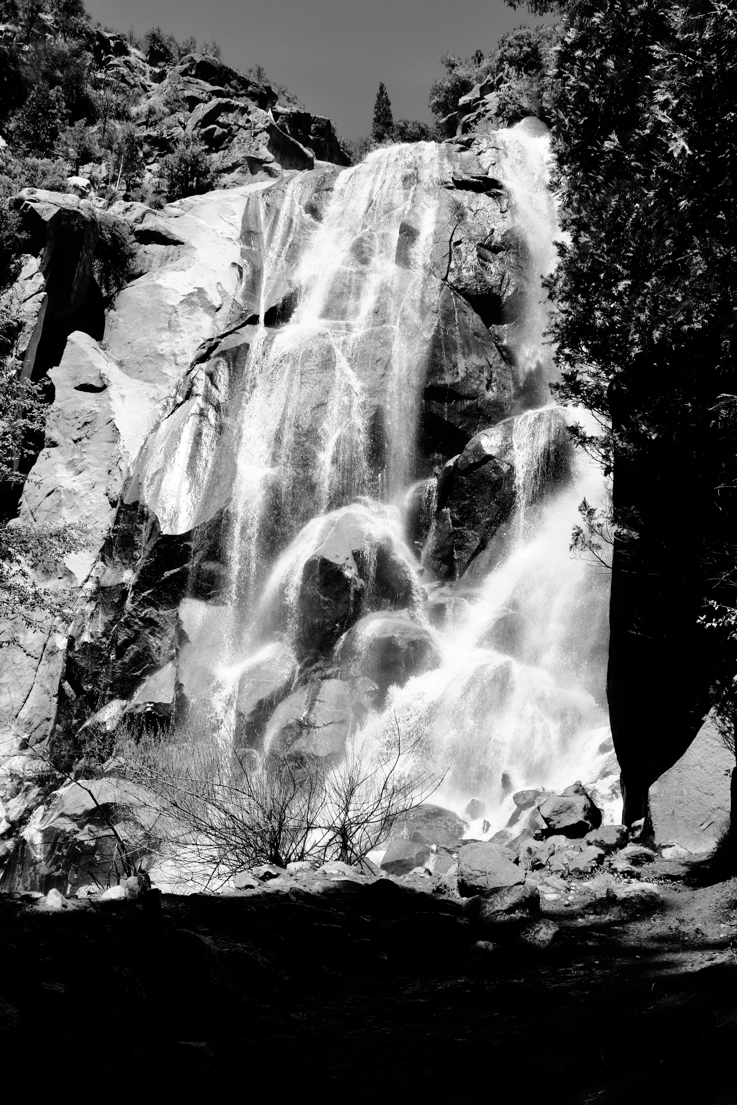 Grizzly Falls, King's Canyon