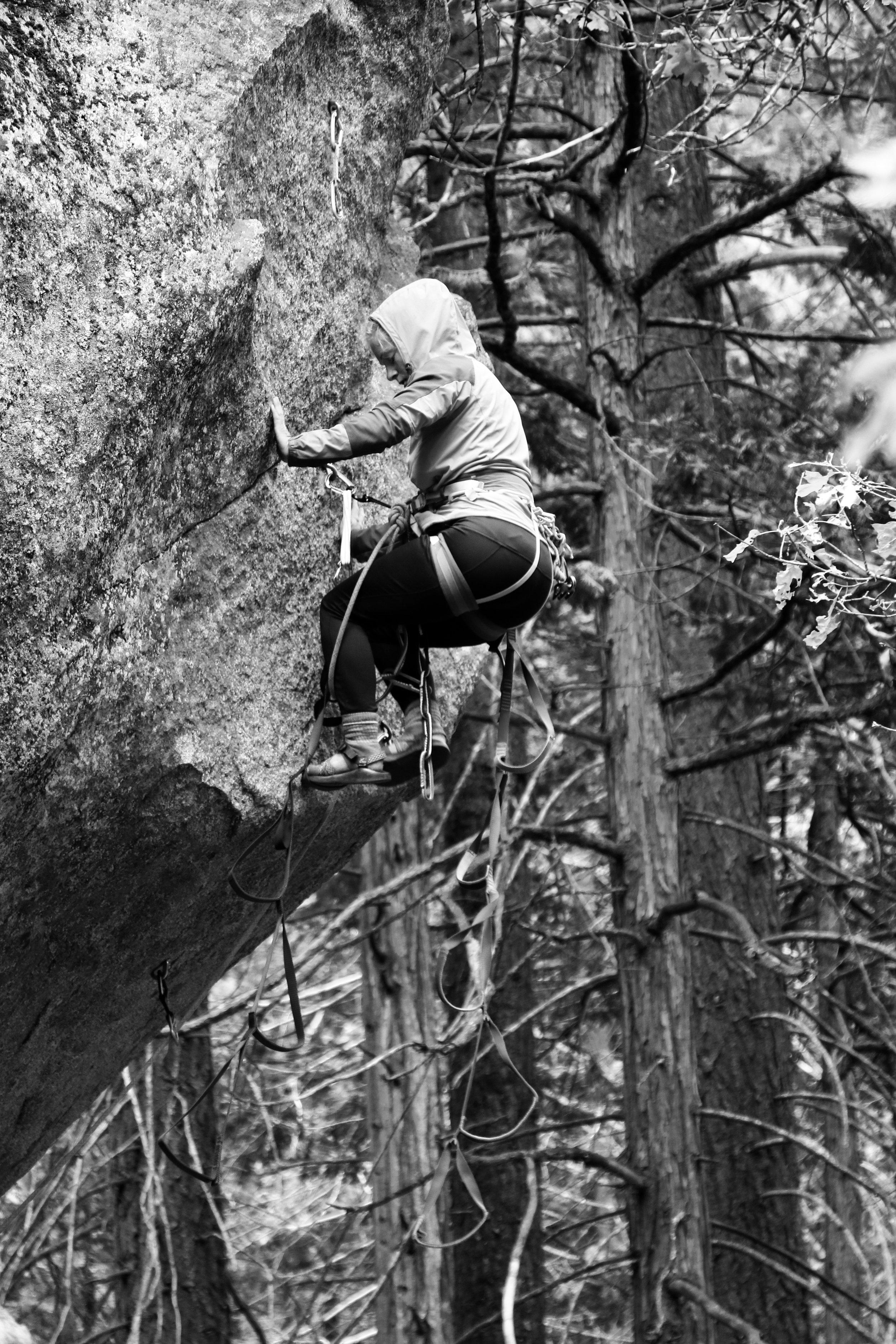 Practice Makes Perfect - Yosemite