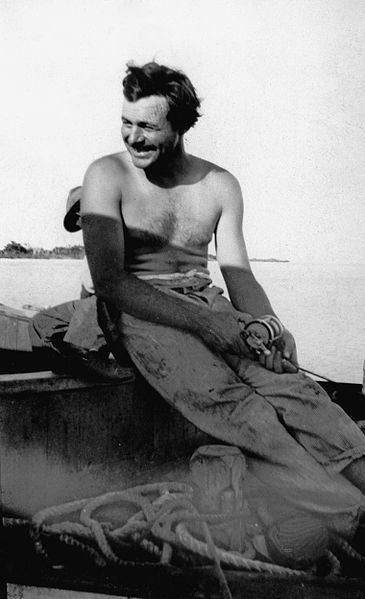Fun fact: Ernest Hemingway is among the many famous people who have been a part of Tortugas history. During a tropical storm, Hemingway and a group of friends were stranded at Fort Jefferson for 17 days with only a short supply of canned goods, liquor, coffee, and the fish they caught from the ocean.