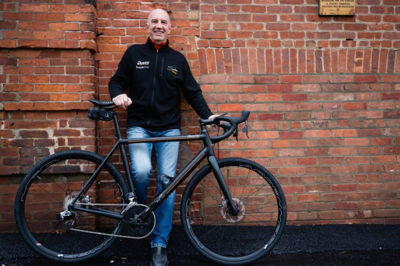 Why Is A Duetti Frame Special? - Just Who Is Ben?