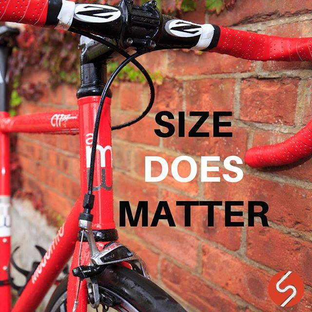 A great custom bike starts with the right size and fit.  Learn more: https://www.serottadesignstudio.com/sizing
