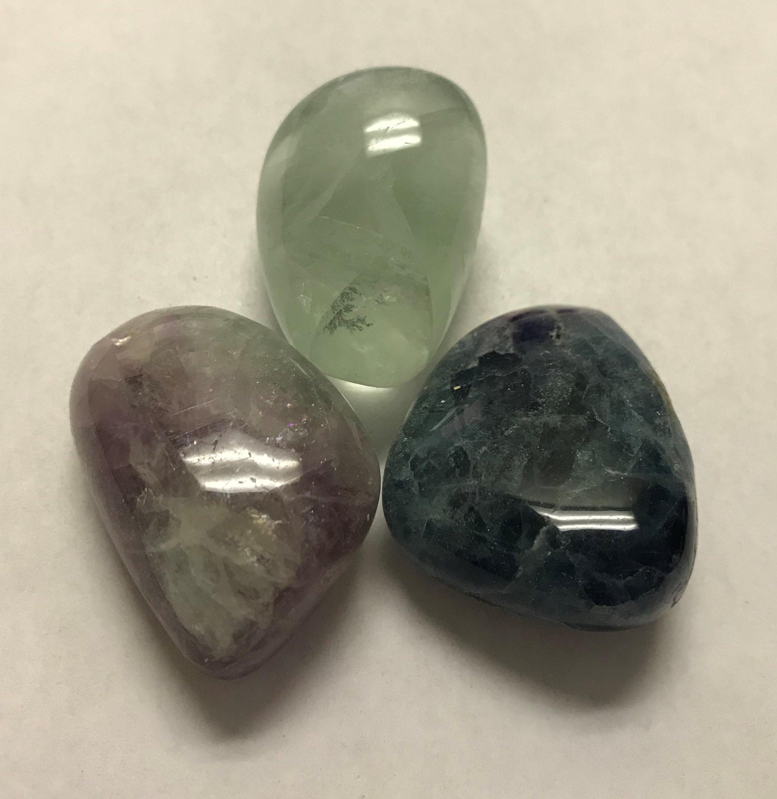 Fluorite - A/B