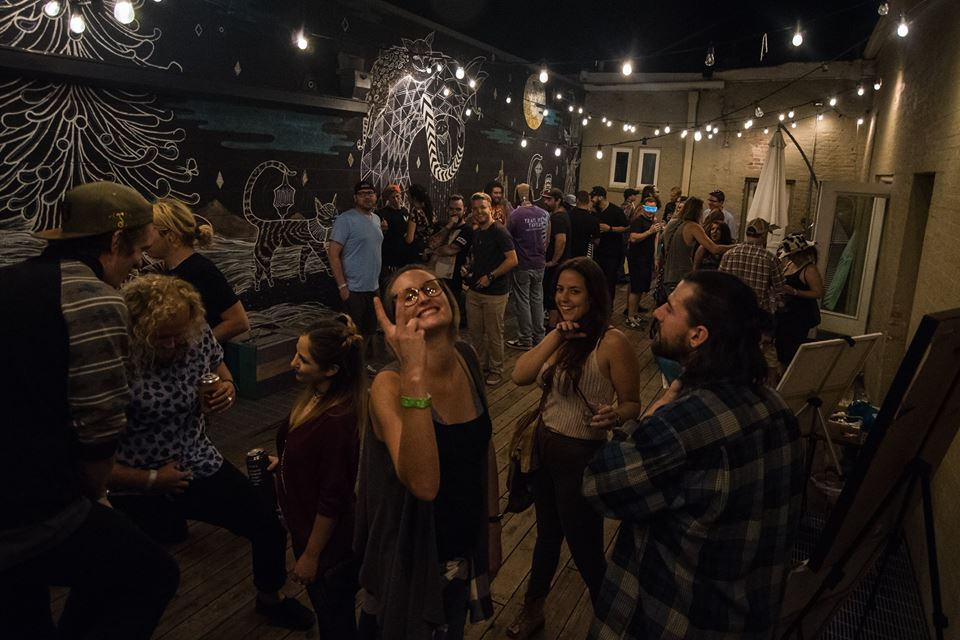 Household Collective Unofficial New West Fest After Party