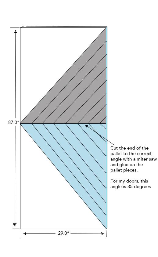 Image 3: Diagonal Pallets (Bottom)