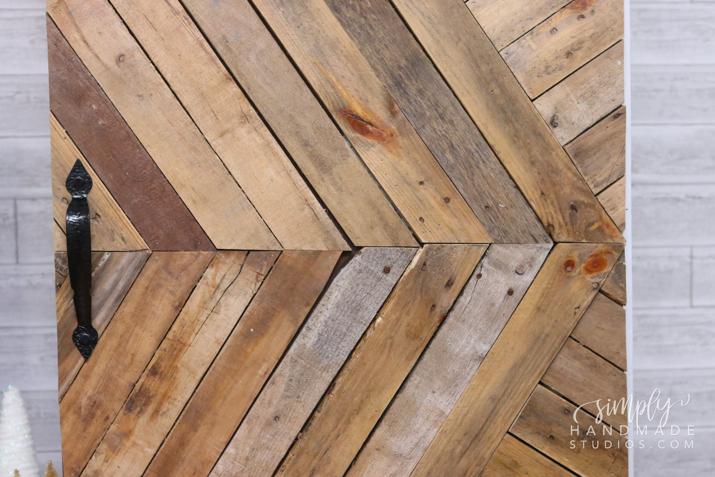 how to build barn doors - simply handmade studios