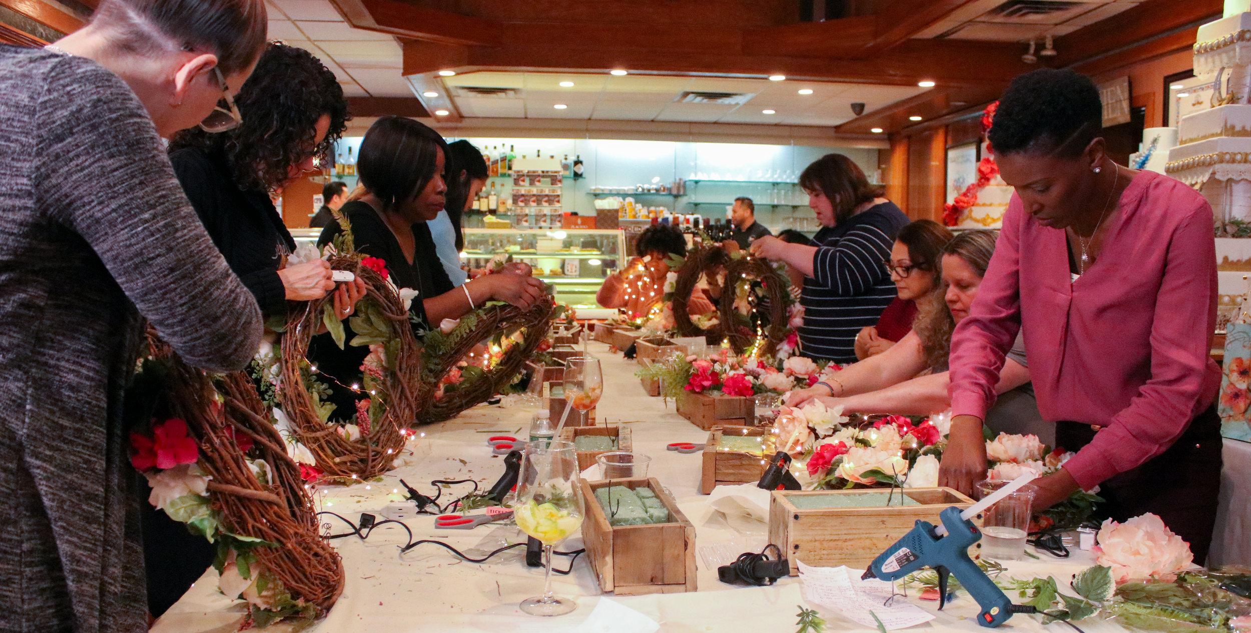 Host a DIY Workshop | Simply Handmade Studios