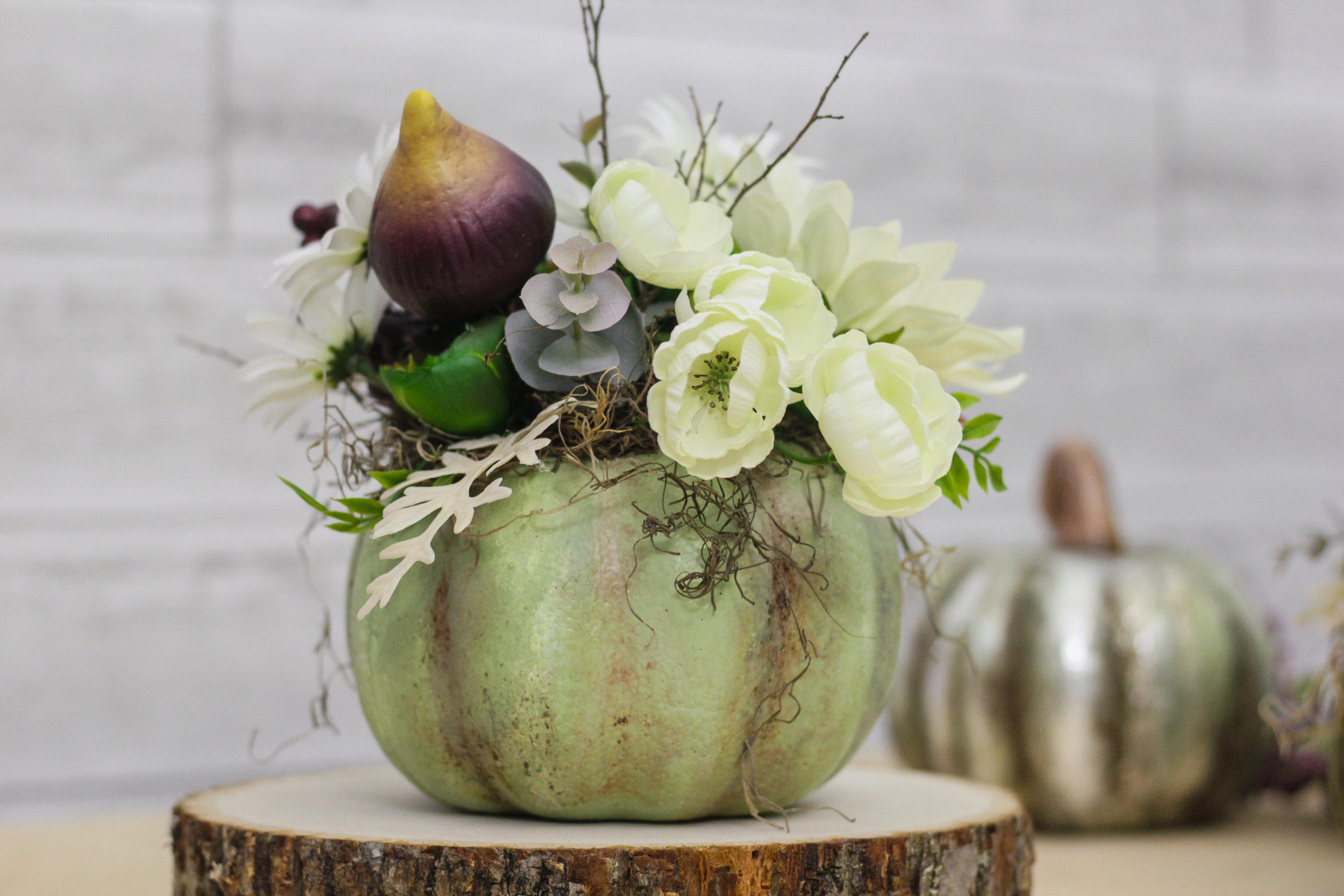 Dollar Tree DIY | Pumpkin Planter (COMING SOON)