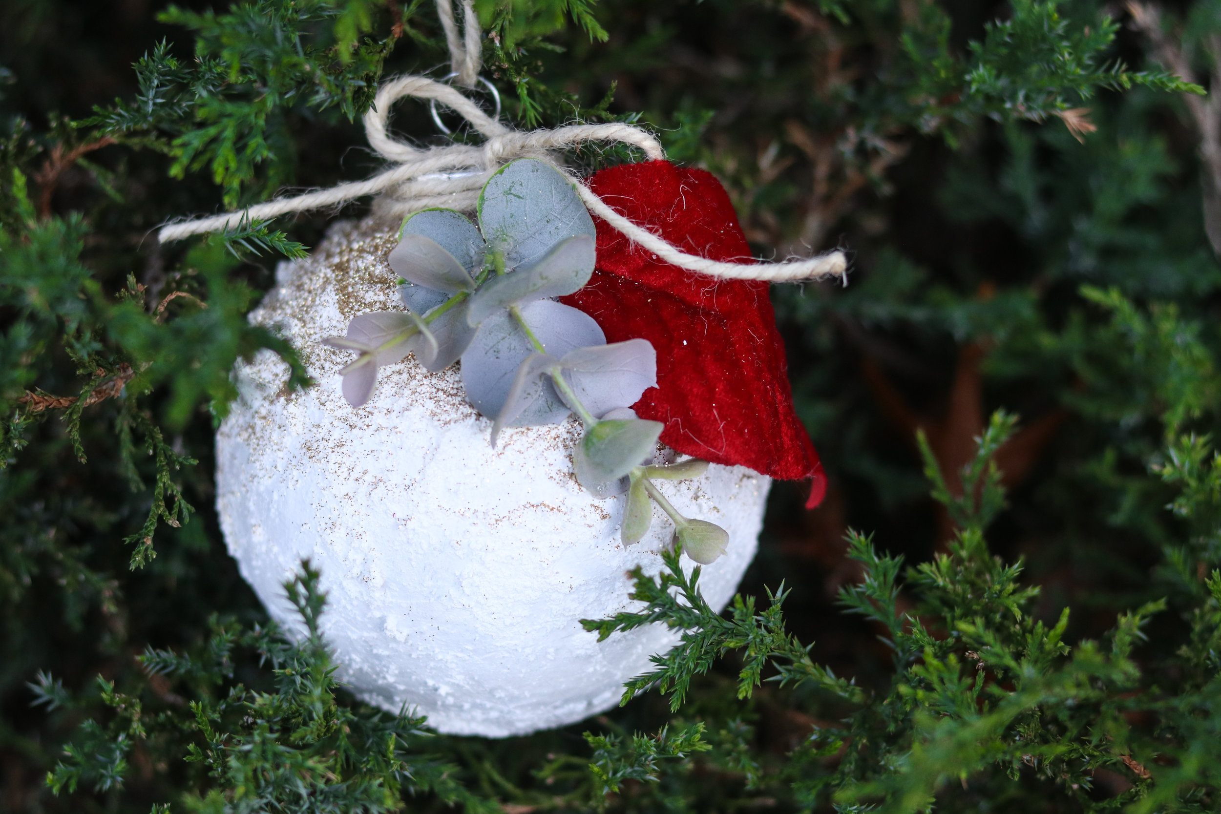 6 Rustic Christmas Ornaments (COMING SOON)