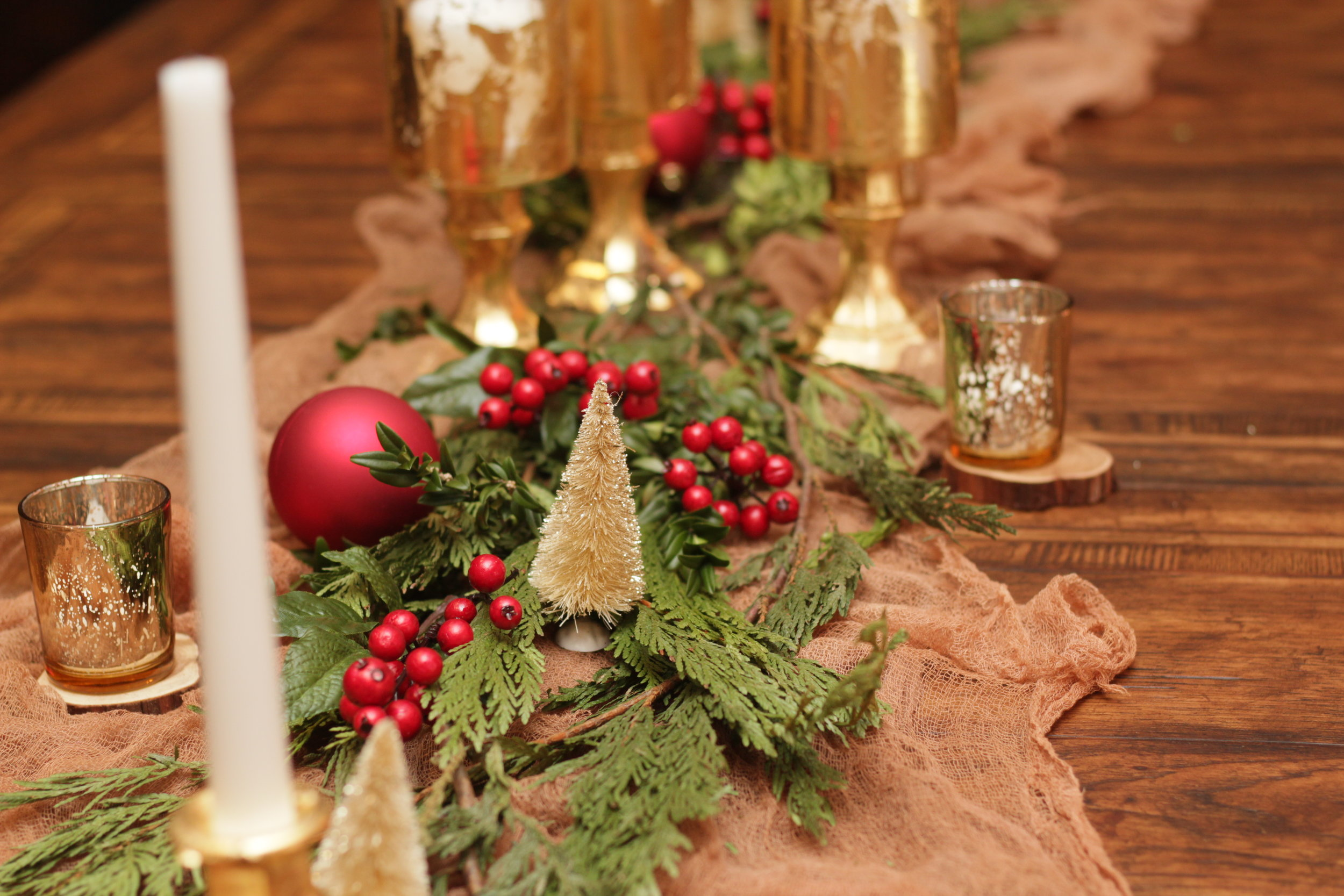 3 Christmas Tablescape Ideas (COMING SOON)