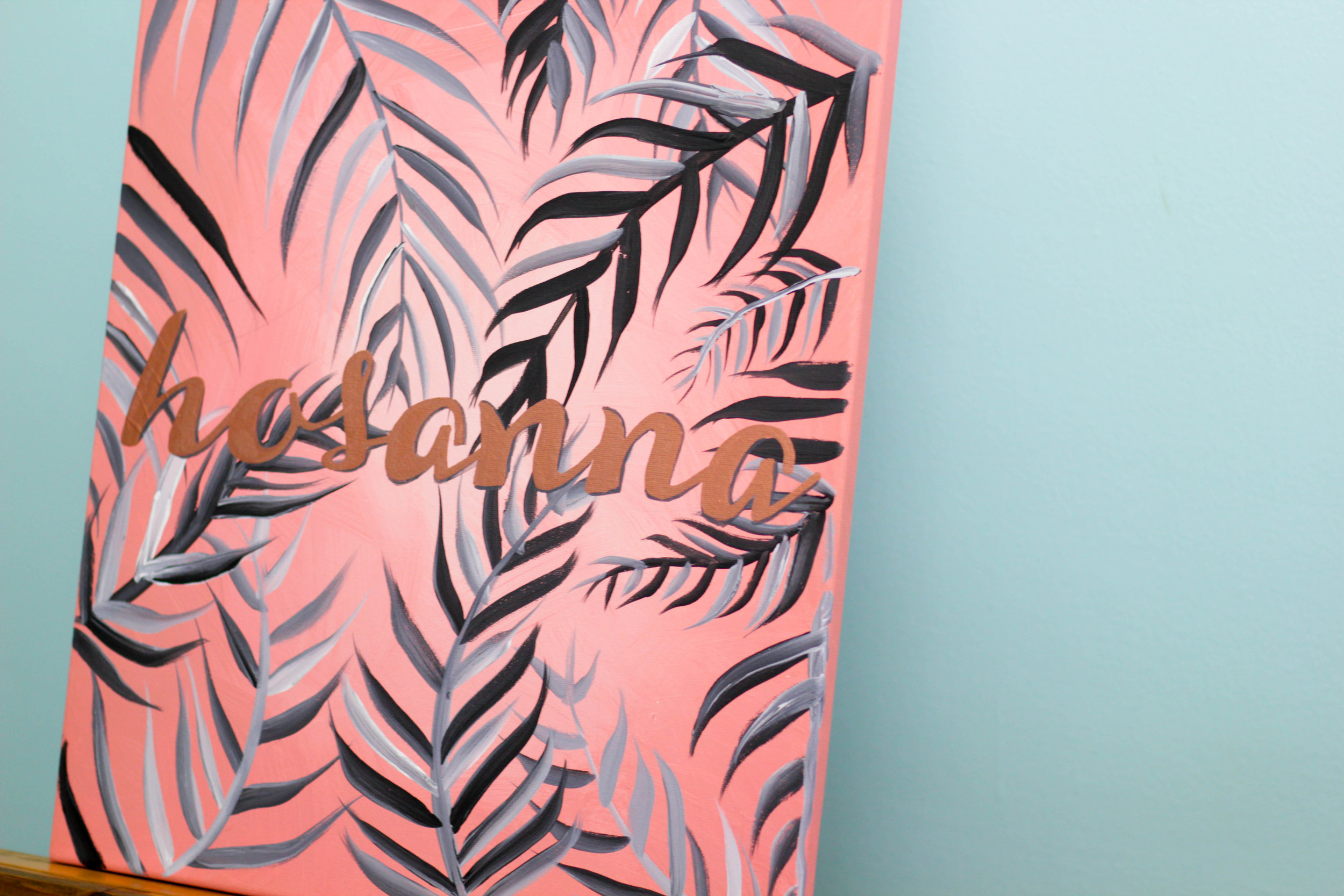 Hosanna Wall Art (COMING SOON)