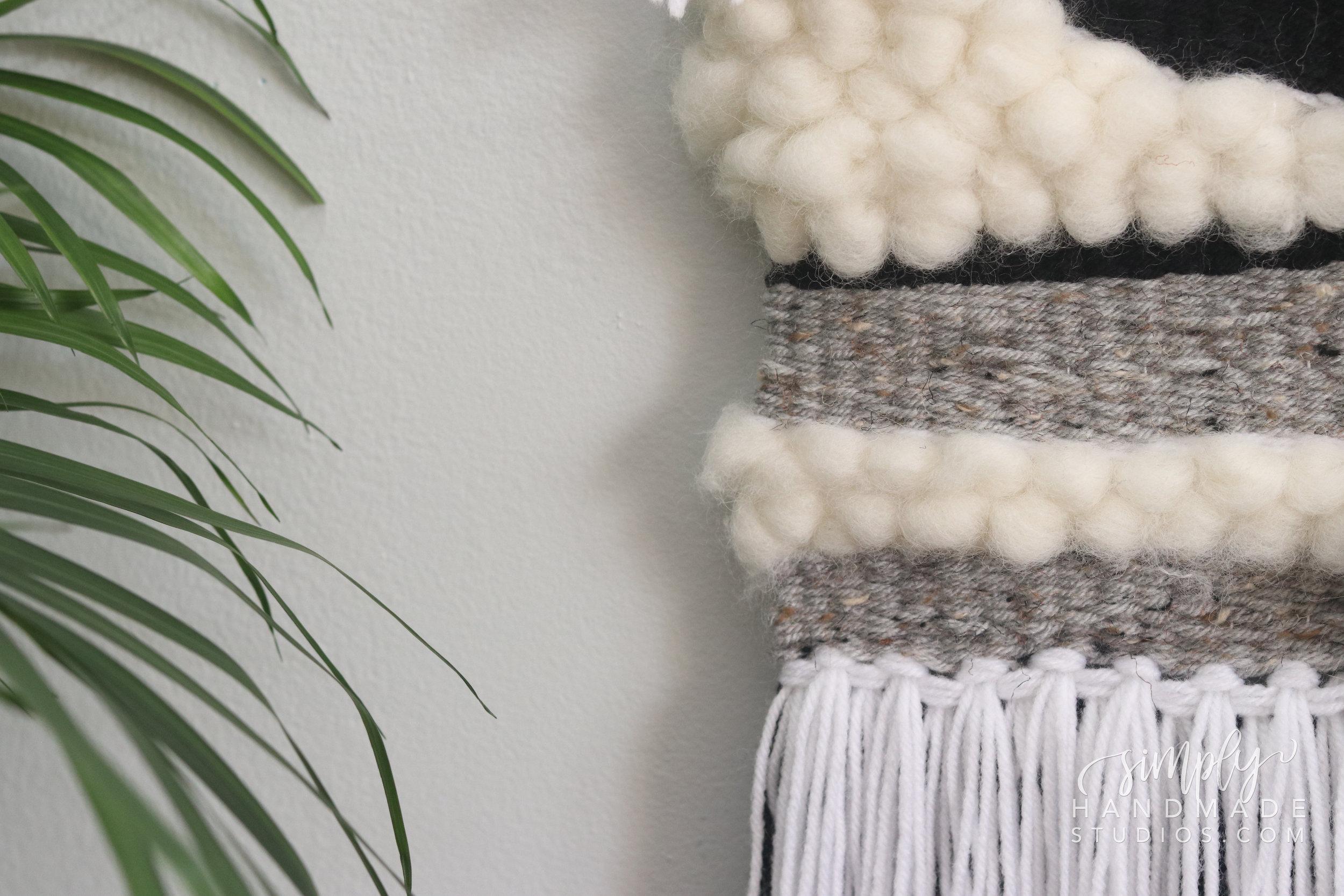 Weaving Yarn Patterns