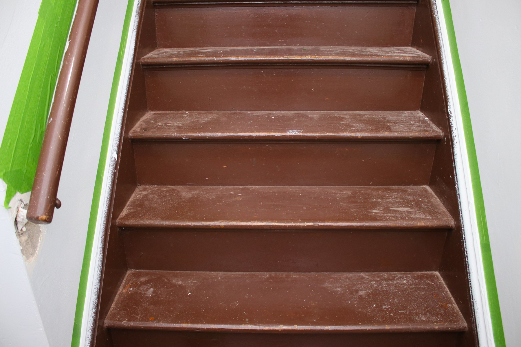 remodel staircase on a budget