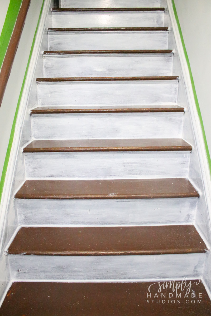how to remodel a staircase