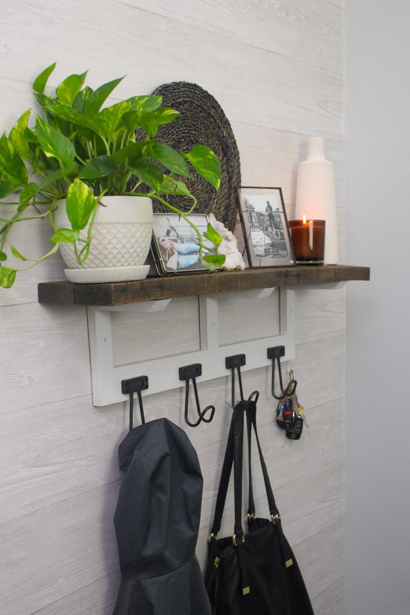 how to install shelves