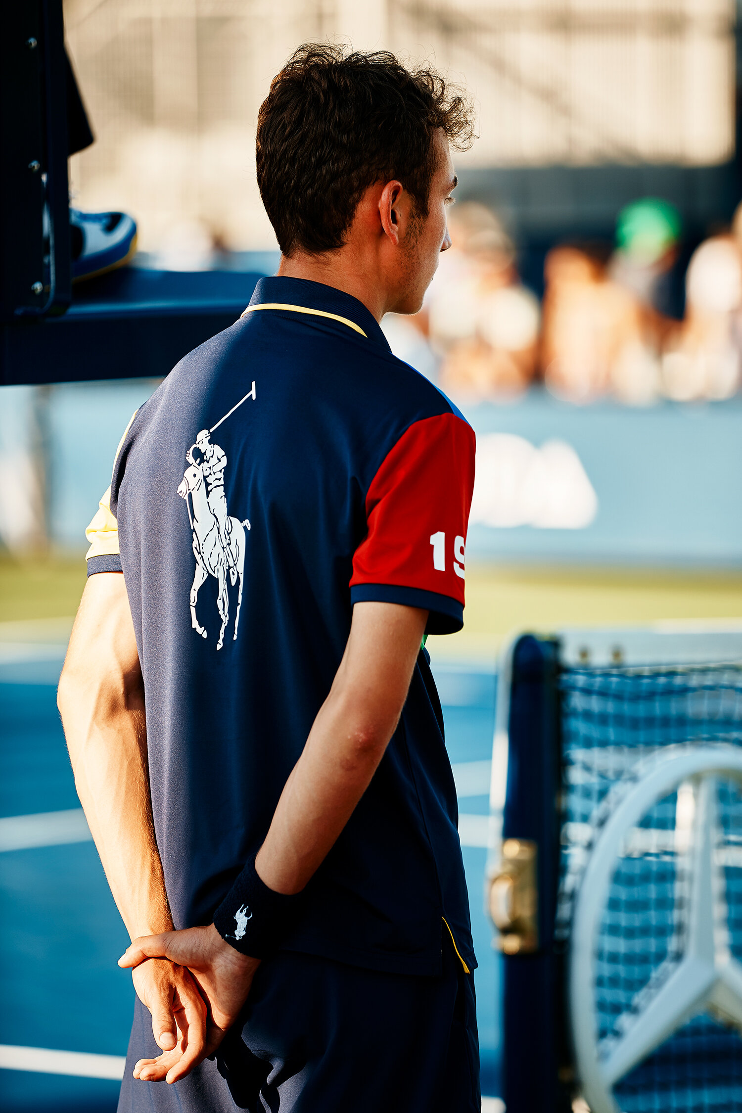 US Open uniforms | Ralph Lauren