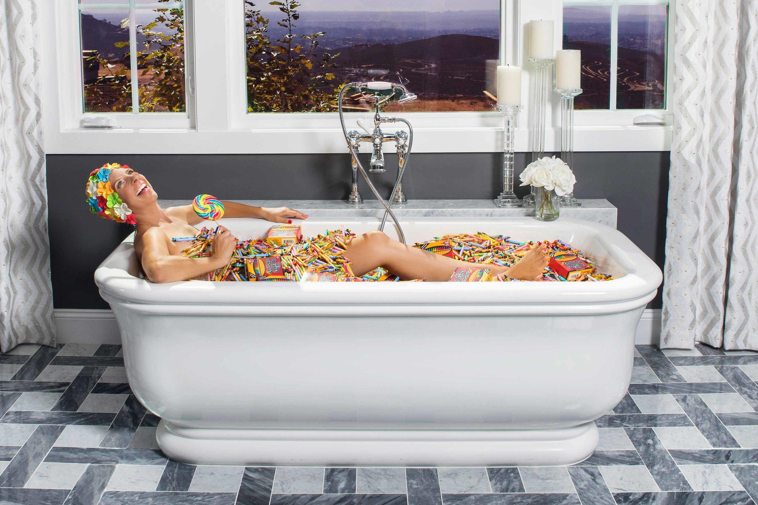 draw my bath -