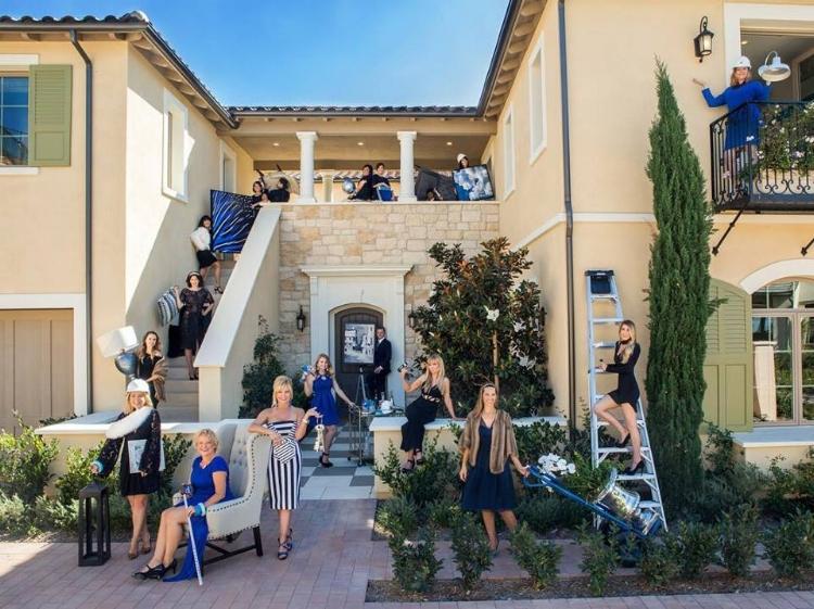 The Designing Minds of Design Line Interiors. The Estates at San Elijo Hills by Davidson Communities.