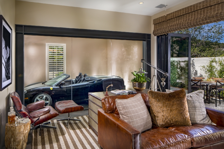 Like being in the garage, only better. The Oaks Farms in San Juan Capistrano by Davidson Communities.