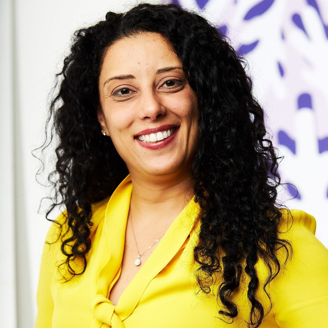 Nancy Youssef from Curves with Purpose