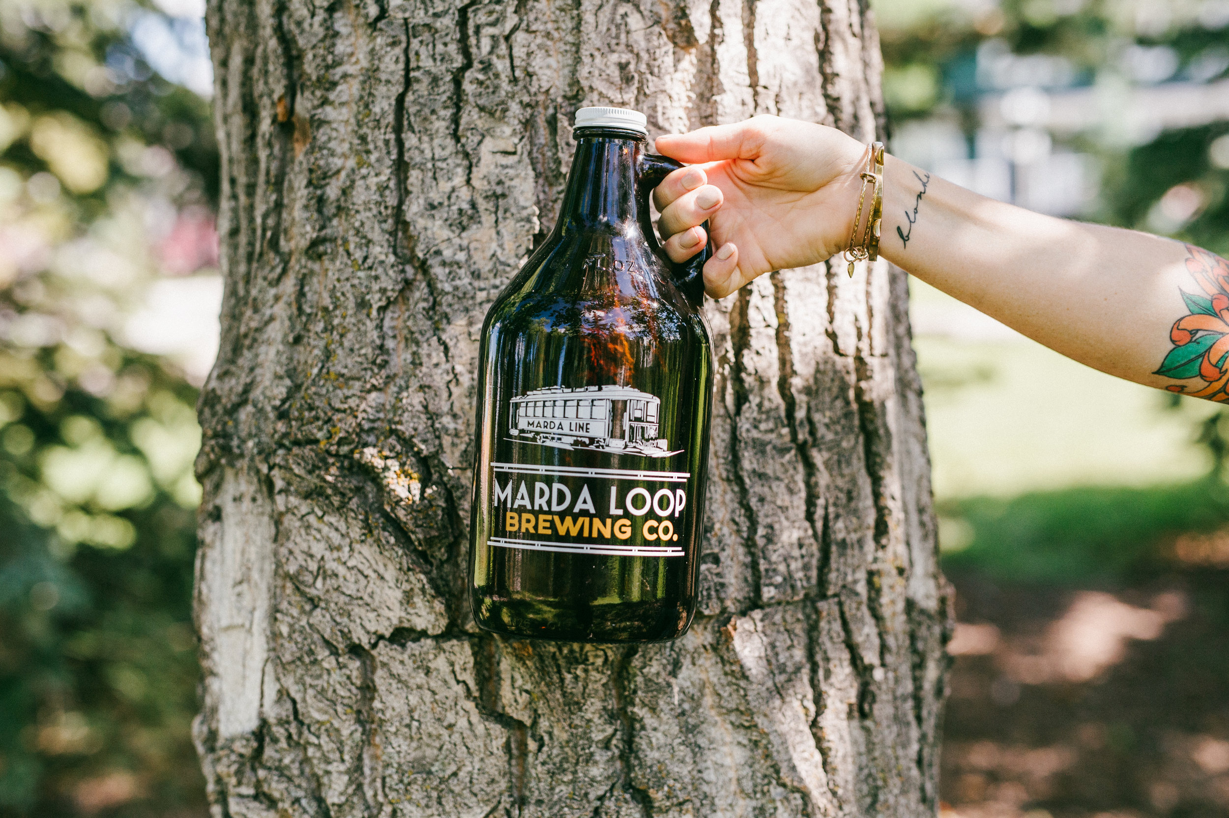 At Marda Loop Brewing, we believe in putting people and community first. We support a better quality of life for others in the following ways: -