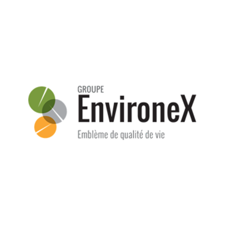 Québec's leading provider of laboratory services    ENVIRONEX    MORE