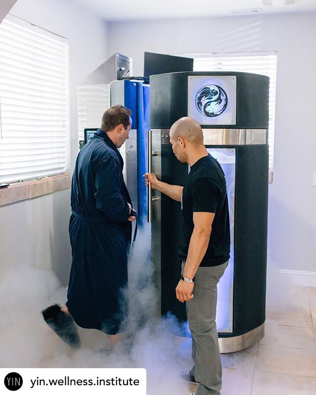 • @yin.wellness.institute 🌀CRYOTHERAPY🌀 ⠀⠀ In 3 minutes reach up to ➖2️⃣2️⃣0️⃣‼️Flush your system, increase your metabolic rate, push fresh blood throughout your body and feel ENERGIZED! . . Come see us @fitcon April 12-13th and give Cryo a try 🤗 Booth 505! . . Need CRYO now? 📲DM or Text us to book your appointment ⠀⠀ . . . ⠀⠀ 📸@lenawaltonphotography ⠀⠀ #holisticwellness #healthyhappylife #holistichealth #healthmatters #holisticlifestyle #holisticmedicine #cryotherapy #grastontechnique #activereleasetechnique #gameready #jointmobilization #activerecovery #athletictraining #therapy #rehab #injuryprevention #softtissuetherapy #therapeutic #healthcareprofessional #training #correctiveexercise #utahathletics #athletelife #activelifestyle #utahfit #utahfitness #utahfitfam #fitfam