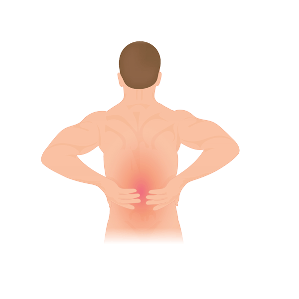 Treat your Lower back pain