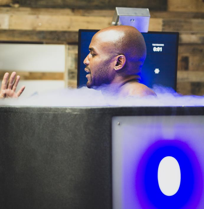Cryotherapy and Athletes — Cryo Innovations | The Safest and