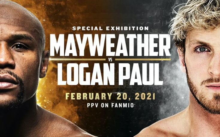 FLOYD MAYWEATHER, LOGAN PAUL, AND CRYOTHERAPY